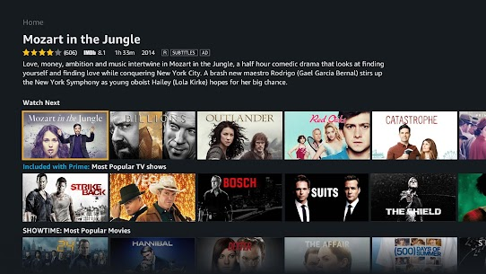 Prime Video – Android TV 2