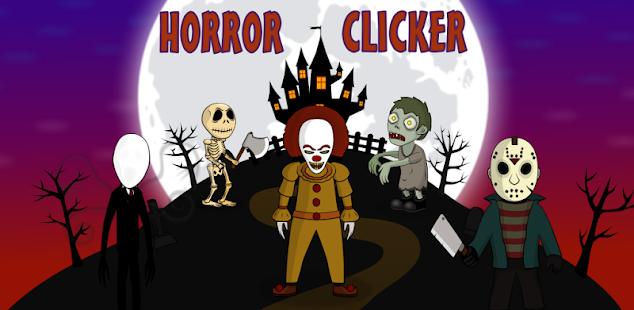 horror clicker - best clicker horror hack