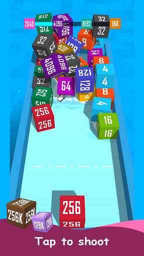 Merge 2048 Cube 0.0.8 screenshots 3