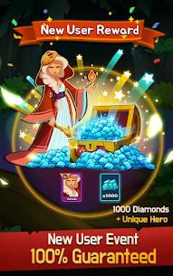Epic Merge Heroes Mod Apk- Idle RPG (Unlimited Gold) 6