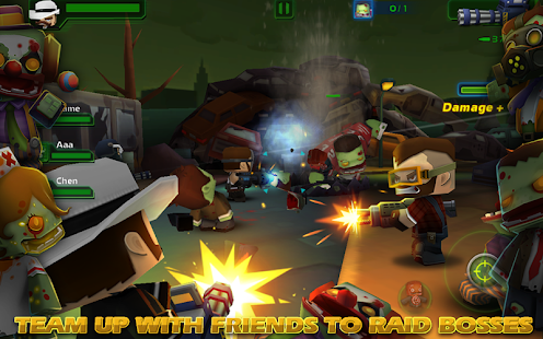 Call of Mini™ Zombies 2 Screenshot