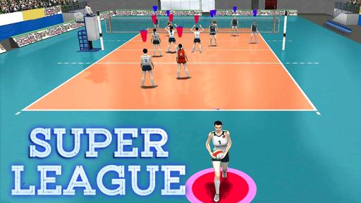 volleyball super league screenshot 3