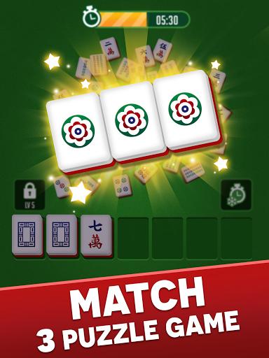 Mahjong Triple 3D - Tile Match Master 2.0.6 screenshots 8