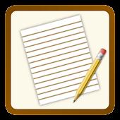 icono Keep My Notes - Bloc de notas