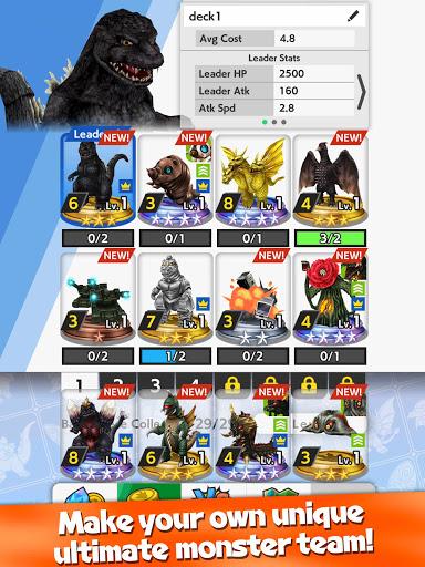 GODZILLA BATTLE LINE 1.1.3 screenshots 22