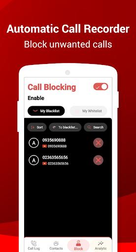 Automatic Call Recorder Pro - Recorder Phone Call  Screenshots 16