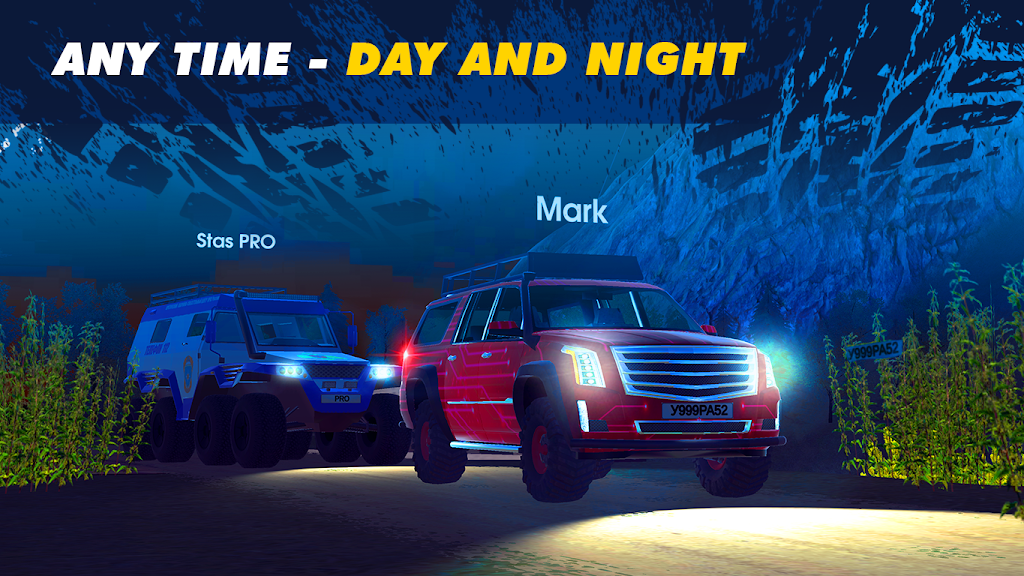 Offroad Simulator Online: 8x8 & 4x4 off road rally  poster 3