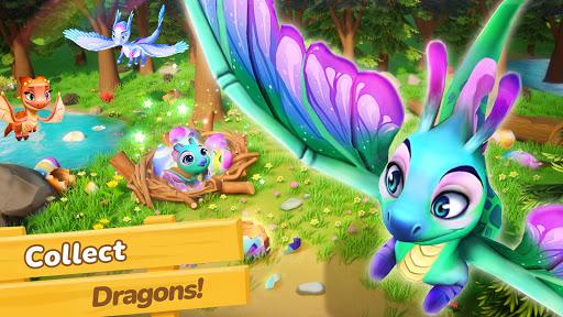Dragonscapes Adventure  screenshots 1