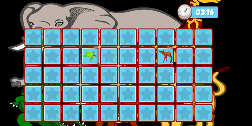 Memory game Pexeso 1.7 screenshots 5