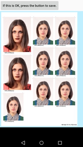 ID Photo application  screenshots 2