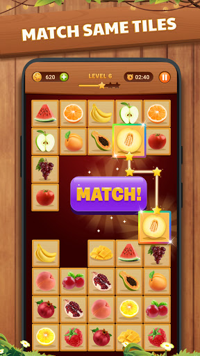 Onet Puzzle - Free Memory Tile Match Connect Game 1.0.2 screenshots 3