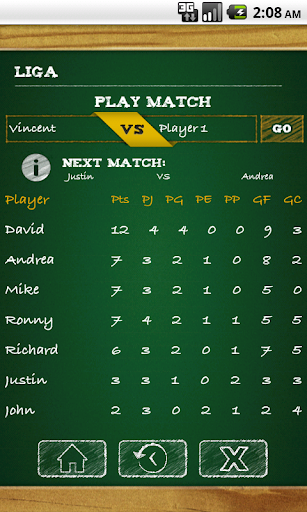 The Tournaments Manager v1.9 Android Screenshots 5