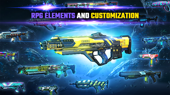 SHADOWGUN LEGENDS – FPS and PvP Multiplayer games Online Hack Android & iOS 4
