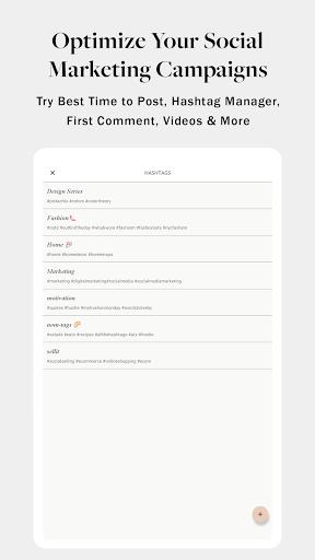 PLANOLY: Schedule Posts for Instagram & Pinterest  Screenshots 13