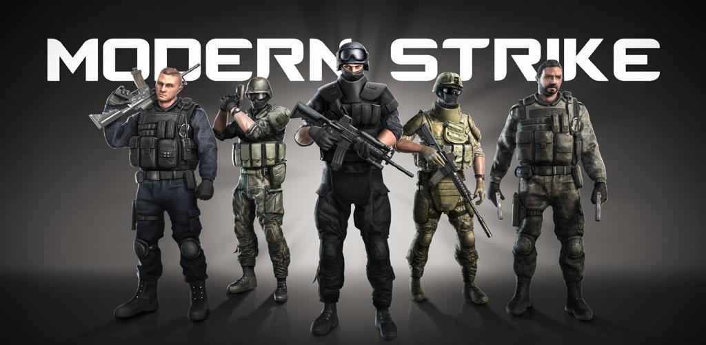 Modern Strike Online: PvP FPS  poster 0