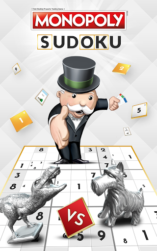 Monopoly Sudoku - Complete puzzles & own it all!  screenshots 9