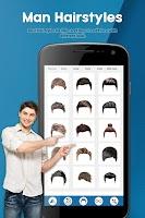 Man Hairstyle Photo Editor 2021