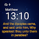 screenshot of Bible Offline App Free + Audio, KJV, Daily Verse