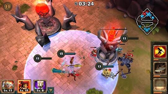 Legendary Heroes MOBA Offline 3.0.71 MOD APK [INFINITE COIN] 4