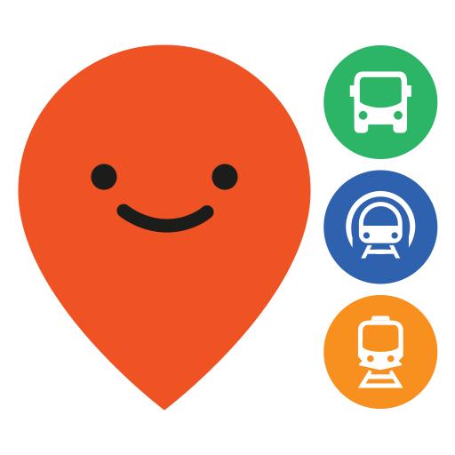 Baixar Moovit: Timing & Navigation for all Transit Types para Android