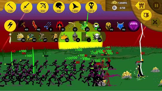 Stickman War 2 Mod Apk 1.0.0 (A Lot of Diamonds) 6
