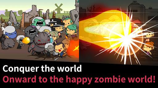 Happy Zombie Virus: Idle Merge Game 1.12 screenshots 9