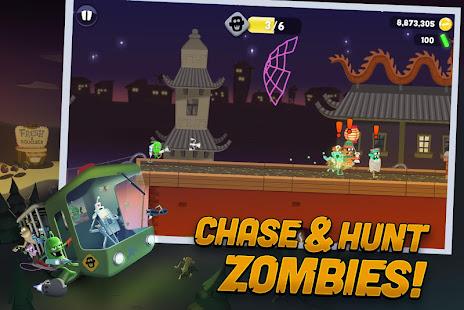 Zombie Catchers - love the hunt! screenshots 7