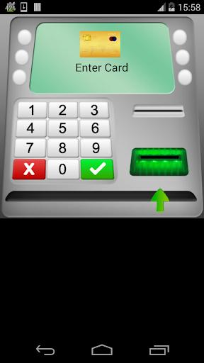 ATM cash and money simulator game 2 Apkfinish screenshots 1