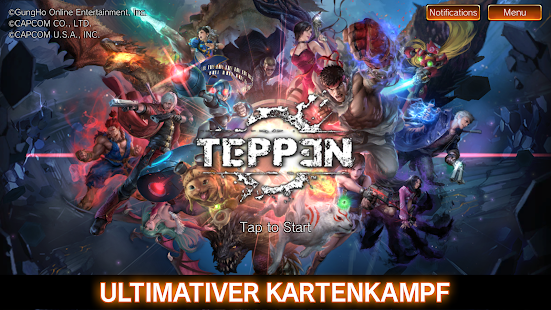 TEPPEN Screenshot