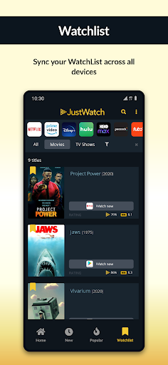 JustWatch - The Streaming Guide for Movies & Shows apktram screenshots 5