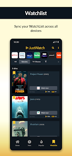 JustWatch - The Streaming Guide for Movies