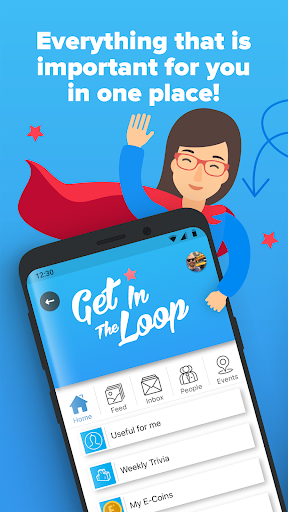 Eloops - The Engagement & Communications app modavailable screenshots 1