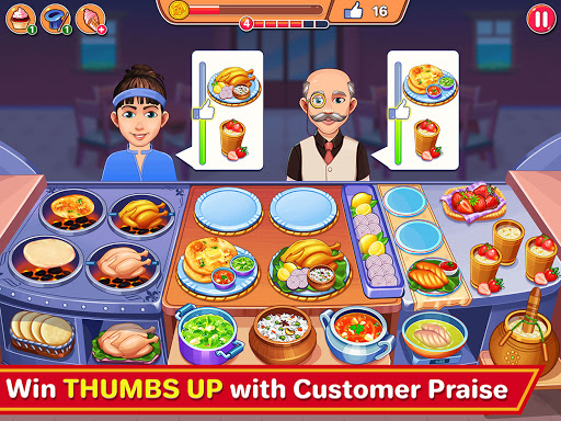 Indian Cooking Madness - Restaurant Cooking Games android2mod screenshots 12