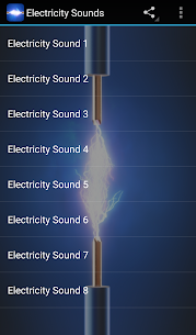 Electricity Sounds  Apps For Pc (Windows 7, 8, 10 And Mac) Free Download 2