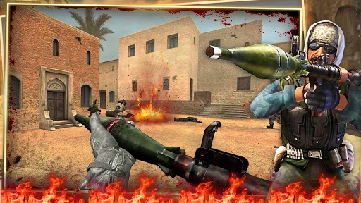 Gun Strike: Encounter Shooting Game- Sniper FPS 3D 2.0.3 screenshots 6