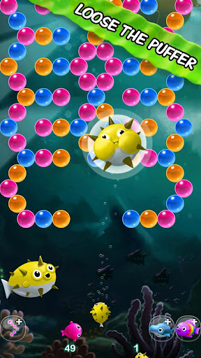 Bubble Fins - Bubble Shooter 5.4.2 screenshots 5