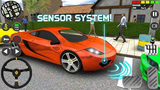 Modern Driving School Car Parking Glory 2 2020 apkslow screenshots 4