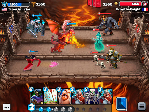 Castle Crush: Epic Battle - Free Strategy Games Apkfinish screenshots 24