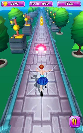 Royal Princess Island Run - Princess Runner Games 4.0 screenshots 1