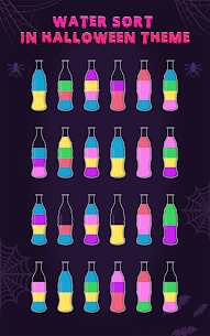 Water Sort Puz: Liquid Color Puzzle Sorting Game 10