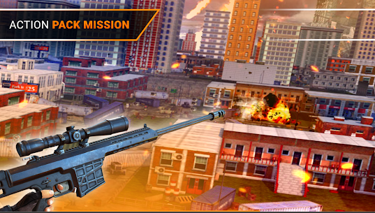 Sniper 3D: FPS shooting games, Shooter game 2020 Game Hack & Cheats 3