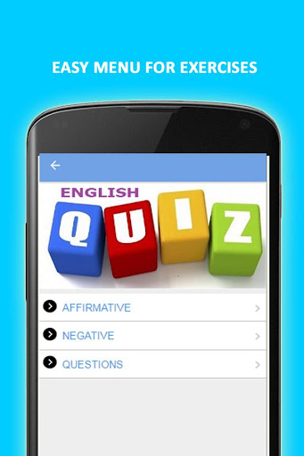 English Grammar Quizzes modavailable screenshots 3