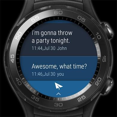 Handcent Next SMS - Best texting w/ MMS & stickers screenshots 12