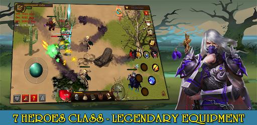 Dark Hero - Magical Kingdom reborn (Offline) 1.0.26 screenshots 1