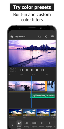 Adobe Premiere Rush u2014 Video Editor  Screenshots 7