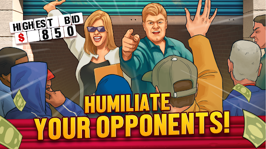 Bid Wars MOD (Unlimited Money) APK for Android 2