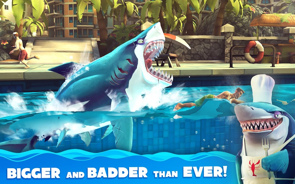 Hungry Shark World poster 10
