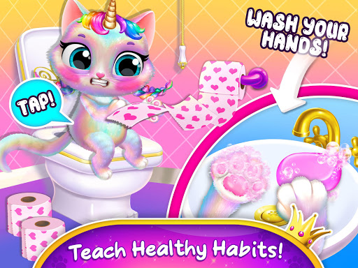 Twinkle - Unicorn Cat Princess 4.0.30010 screenshots 9