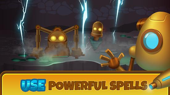 Deep Town : Entreprise minière screenshots apk mod 5