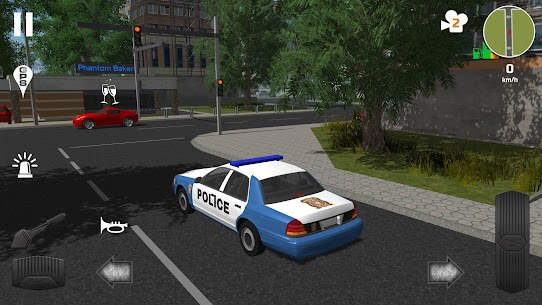 Police Patrol Simulator (MOD, Unlimited Money) For Android 3